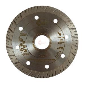 Disc DiamantatExpert pt. Portelan dur, Placi ceramice dure 115x22.2 (mm) Ultra Premium - DXWD.SK13.115