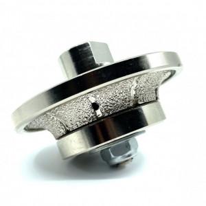 Freza Diamantata Semi-Baston Raza 5mm pt. Marmura, Granit si Gresie - DXDY.FGM.D75R5H8
