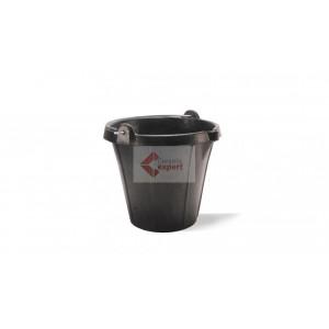 Galeata din plastic cu gradatii & gat (15 L) - RUBI-88775