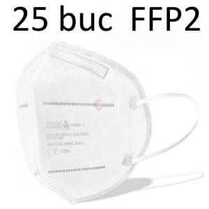 Masca de protectie respiratorie FFP2 (cutie 25 masti)