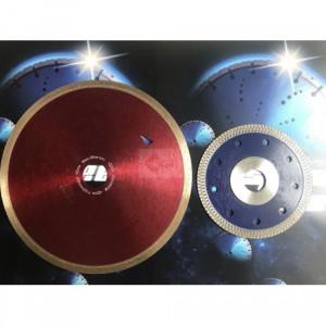 PROMO - Disc diamantat taieri fine, diam. 200mm - Premium - Gresie portelanata italiana - 3997.200 + Cadou Disc 115mm