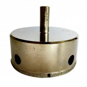 Carota diamantata pt. gresie portelanata & piatra - diam. 68mm - Premium - DXDH.80417.68
