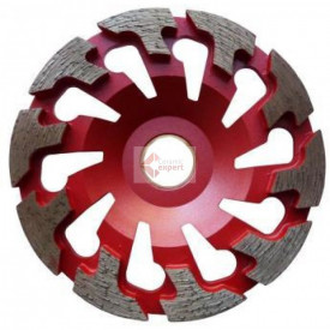 Cupa diamantata pt. sapa, beton verde - pt Protool/Festool 130x25mm Premium - DXDH.4627.130.25AB
