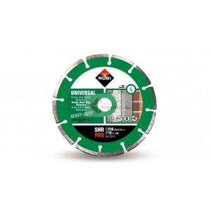 Disc diamantat pt. materiale de constructii 250mm, SHR 250 Pro - RUBI-32974