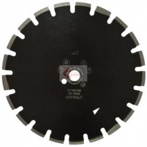 Disc DiamantatExpert pt. Asfalt, Caramida & Abrazive 350x25.4 (mm) Premium - DXDH.17317.350.20