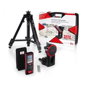 Set Telemetru Laser 200m Avansat, Disto D510 cu trepied si accesorii - Leica-823199