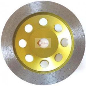 Cupa diamantata pt. MAKITA PC 1100 pt. beton, granit & marmura 110x15mm ECO - DXDH.4917.110.15C