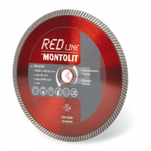 Disc diamantat Montolit TBH200 - taiere uscata - pt. beton/granit