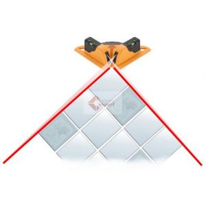 Nivela laser 90 grade Geo Fennel Germany - Square Liner II