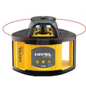 Nivela Laser Rotativa NL500 - Nivel System