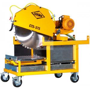 Masina de taiat blocuri de material Cedima CTS-375.2