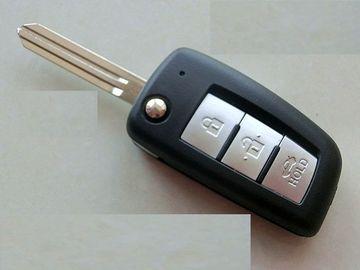 Carcasa Cheie Briceag Nissan 3 Butoane
