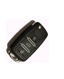 Carcasa Cheie Briceag Thunder 3 butoane ( Pentru Modul Aftermarket ) Butoane Albe
