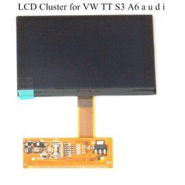 Display LCD AUDI TT JAEGER