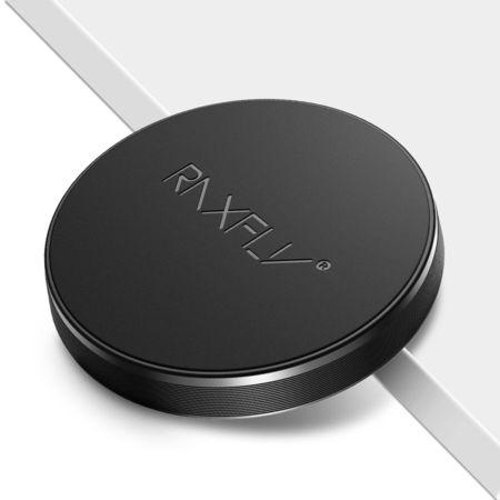 Suport Magnetic Adeziv Negru Pentru Telefon Universal Auto