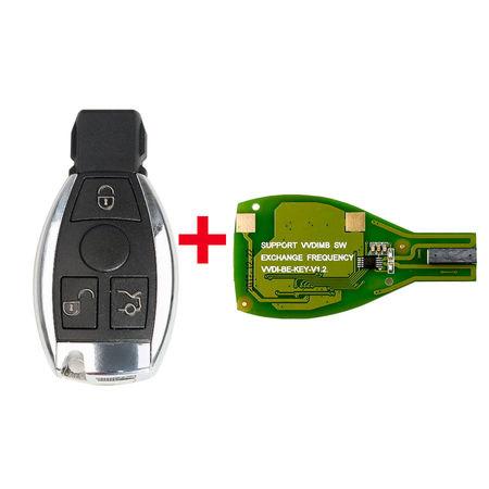 Cheie Mercedes Completa 315 / 433 MHz VVDI