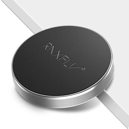 Suport Magnetic Adeziv Argintiu Pentru Telefon Universal Auto