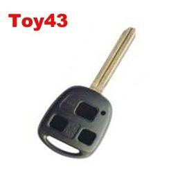 Carcasa Cheie Toyota RAV4 3 butoane lamela toy43