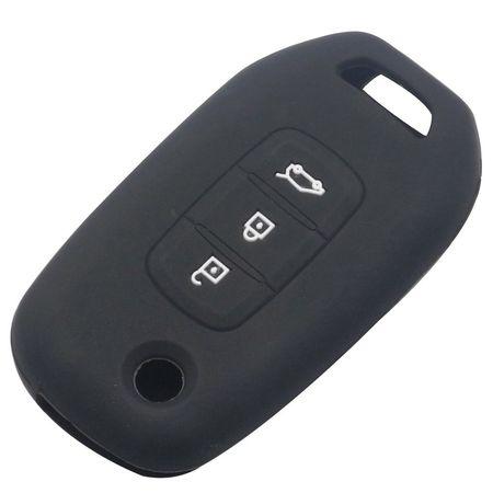 Husa Silicon Cheie Briceag Renault Kadjar 3 Butoane