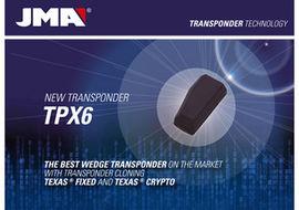 Cip JMA TPX6 CARBON