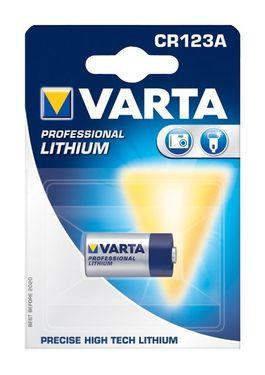 BATERIE VARTA CR123A 3V
