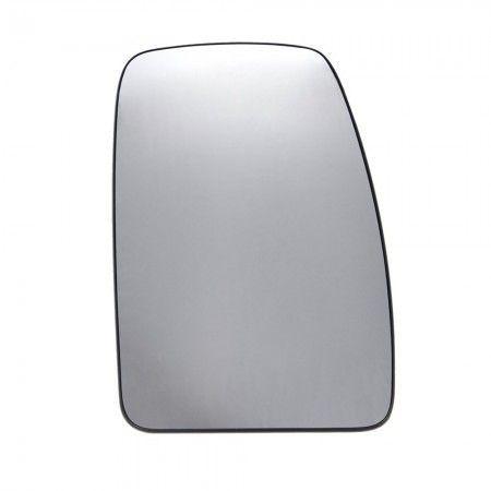 Sticla Oglinda Nissan NV400, 11.2010->, partea Dreapta, culoare sticla crom , sticla convexa, cu incalzire
