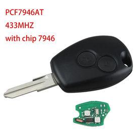 Cheie cu cip si telecomanda Dacia Logan PCF7946 2 Butoane
