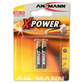 Baterii AAAA LR61/MN25000/LR8D425 ANSMANN