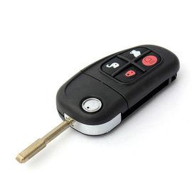 Cheie Briceag Jaguar 4 Butoane Completa Cu Electronica