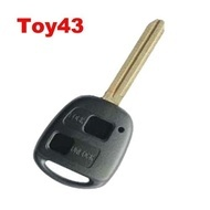 Carcasa Cheie Toyota Corolla 2 butoane lamela toy43