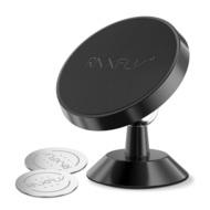 Suport Stand Adeziv 360° Negru Pentru Telefon Universal Auto