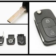 Carcasa Cheie Briceag Audi 2 Butoane