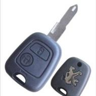 Carcasa Cheie Peugeot 206 2 butoane Lamela NE72