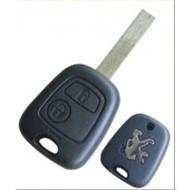 Carcasa Cheie Peugeot 307 2 butoane lamela laser