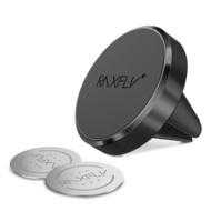 Suport Magnetic Negru pentru Grila Ventilatie, SmartPhone iPhone/Huawei/Xiaomi/Samsung/Sony Auto