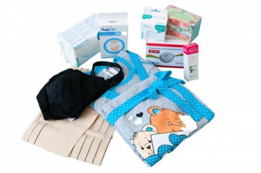 Bagaj pentru maternitate PLUS