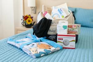 Bagaj pentru maternitate VIP - fara geanta