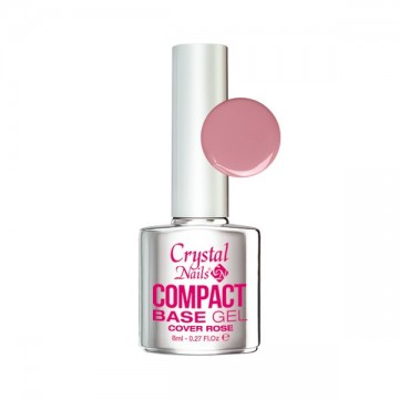 COMPACT BASE GEL COVER ROSE - 8ML kép