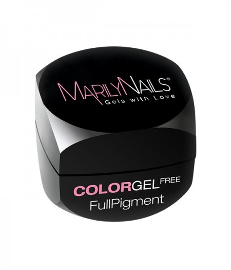 MN FullPigment -Color gel Free #4 3ml kép