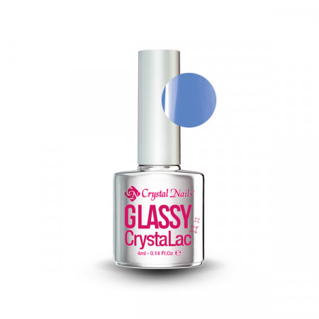 GLASSY CRYSTALAC - DARK BLUE (4ML) - LIMITÁLT kép