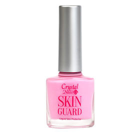Crystal Nails Skin Guard Liquid Skin Protector bőrvédő folyadék - 8ml kép