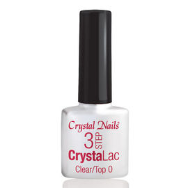 3 STEP CrystaLac Clear/Top 0 (8ml)