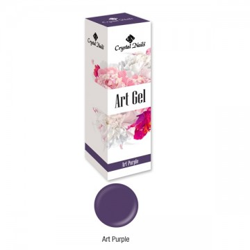 ART GEL FESTŐZSELÉ - ART PURPLE (5ML) kép
