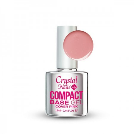 COMPACT BASE GEL COVER PINK - 13ML kép