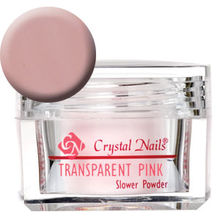 Slower -Transparent Pink 25ml (17g)