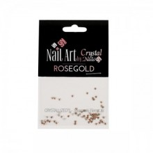 CRYSTALLIZED™ - SWAROVSKI ELEMENTS - 001ROGL ROSEGOLD (SS7 - 2,3MM)20 db