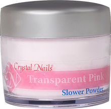 Slower-Transparent Pink 140ml (100g)