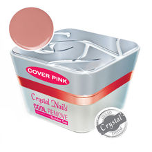 Új! Cool Remove Builder Gel Cover Pink - 5ml