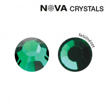 NOVA CRYSTAL STRASSZKŐ - EMERALD SS8 (2,4 MM)