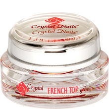 French Top Gel (Átlátszó) - 15ml